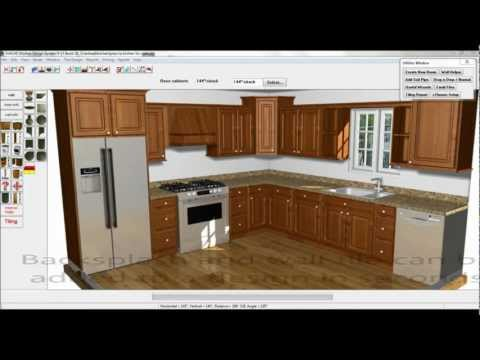 Design A Kitchen On An IPad With My Room Plan From ArtiCAD   YouTube Part 63