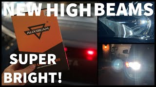 AUXBEAM F-16 SERIES LED UPGRADE! YOU NEED THESE!