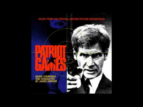 10 - Closing Credits - James Horner - Patriot Games