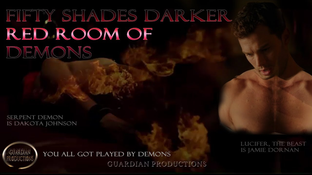 fifty shades darker red room of demons world exclusive youtube. Black Bedroom Furniture Sets. Home Design Ideas