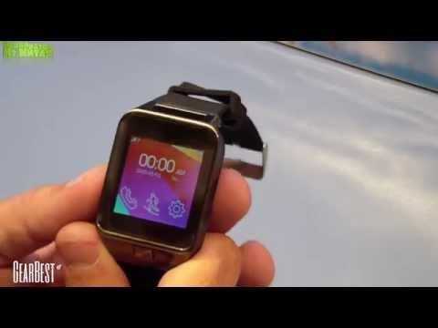ZGPAX S29 Smart Часы - Телефон. Посылка из Китая с Магазина GearBest.com.