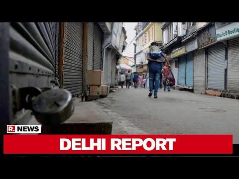 Republic TV's Delhi Report Over Shops To Open In Non-COVID Zones From Today