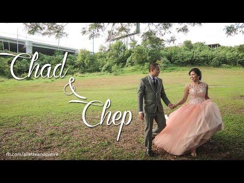 CHAD & CHEP WEDDING SAME DAY EDIT
