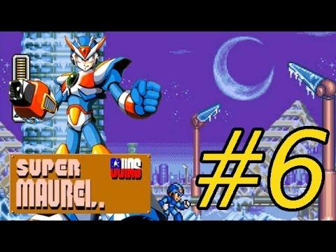 "LET'S PLAY: 'Megaman X3' PARTE 6 ""Byte y armadura"" - GuiasMaurelChile"