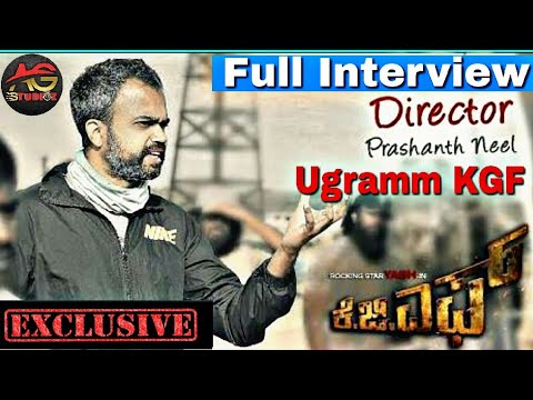 Prashant Neel Ugramm Kgf Director Rare Interview Exclusive Video