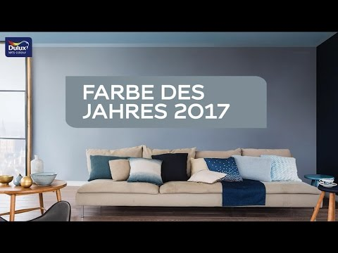 Dulux Colourfutures 2017 Die Farbe Des Jahres Youtube