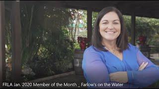 FRLA Member of the Month Jan 2020