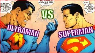 SUPERMAN VS ULTRAMAN (DCUO)