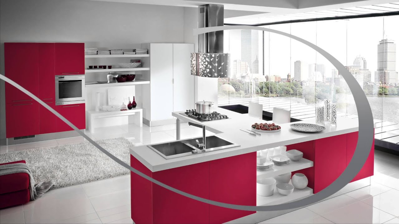 home cucine collezione cucine moderne home cucine modern collection youtube. Black Bedroom Furniture Sets. Home Design Ideas