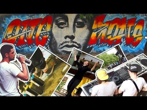 Хип-Хоп Фестиваль One Zone Москва | Hip-Hop Festival One Zone Moscow 1.06.14