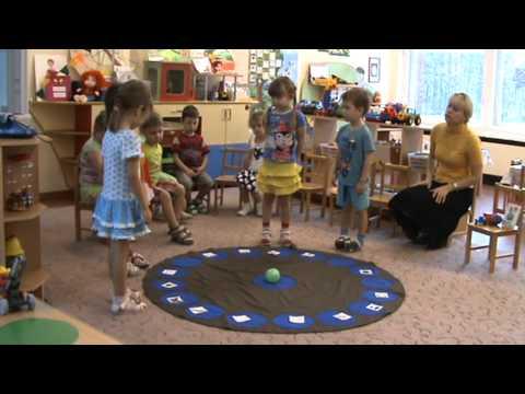 Игра драматизация Теремок для детей второй младшей