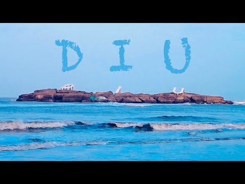 Diu | Mini Goa | Top 10 Best Tourist Places To Visit In Diu