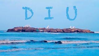 Diu | Mini Goa | Top 10 best tourist places to visit in Diu