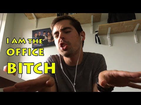 My story about being an Office Bitch / Production Runner