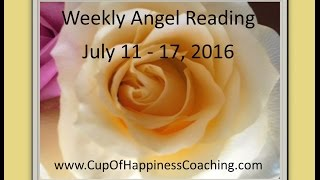 CAPRICORN weekly Angel Reading July 11-17, 2016