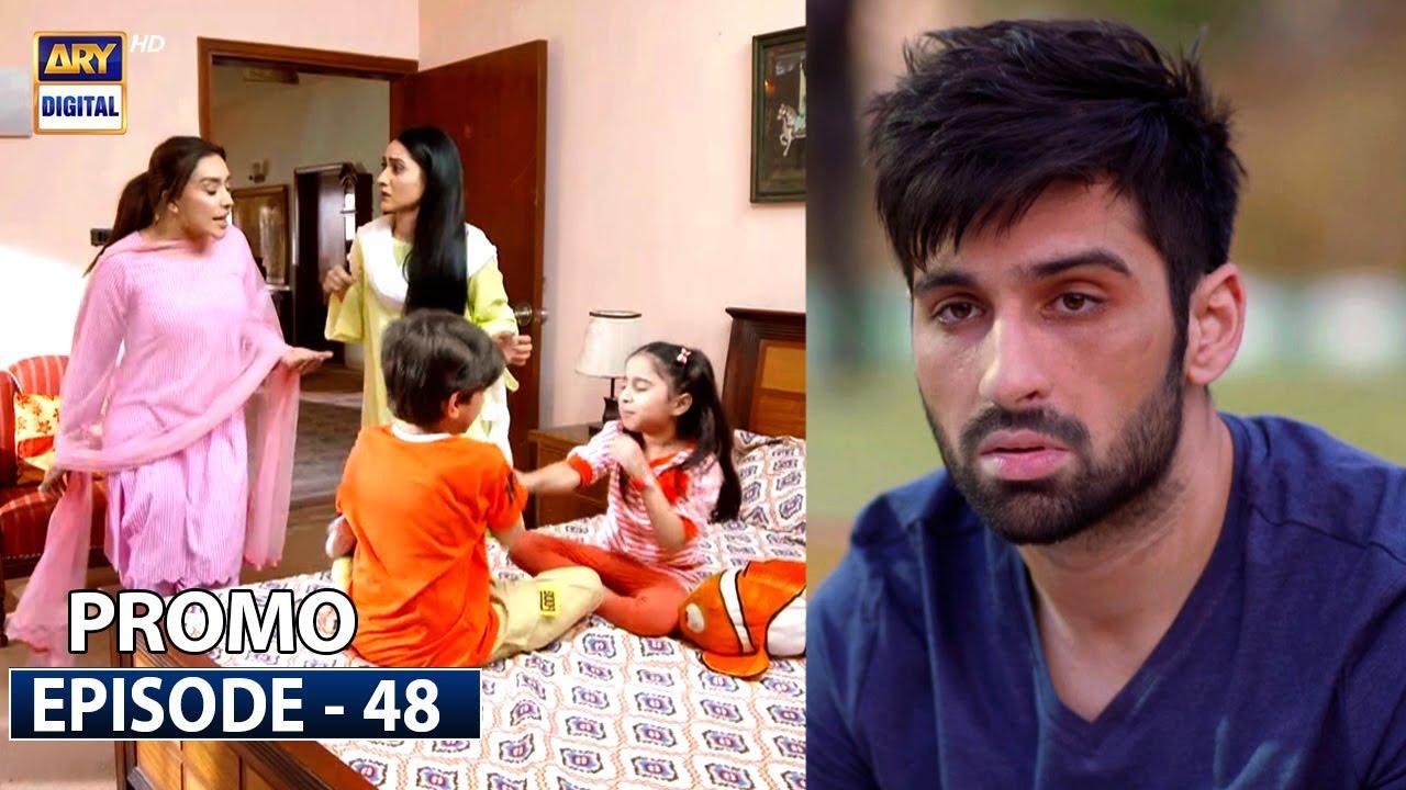 Mujhay Vida Kar Episode 48   Promo   ARY Digital Drama