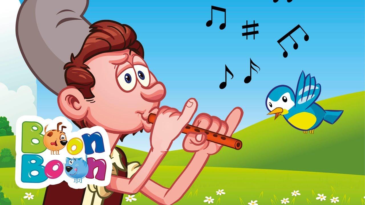 Povestea unui ciobănaș - Cântece pentru copii | BoonBoon