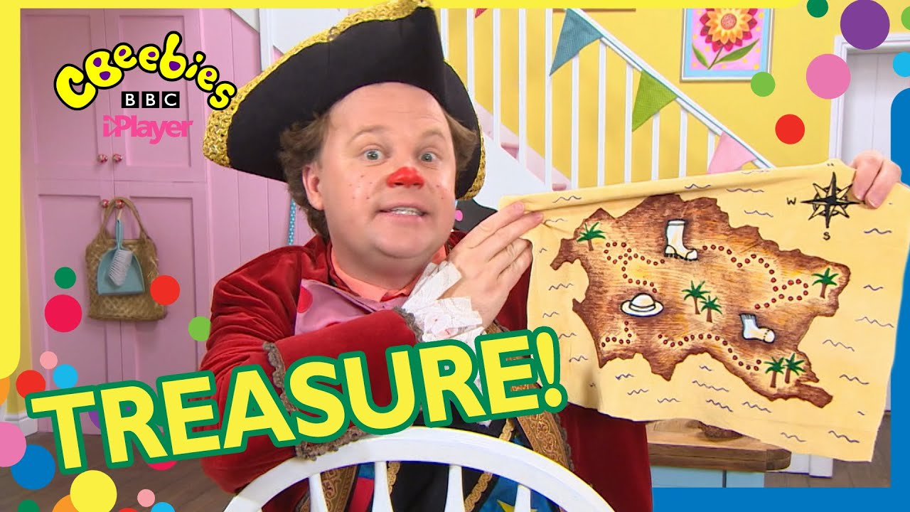 Imaginary Play with Mr Tumble 🗺🚀 | CBeebies