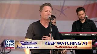 "Craig Morgan - ""The Father, My Son, and the Holy Ghost"" (LIVE) - Fox and Friends"