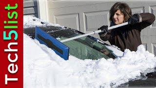 Top Best Snow Brushes Reviews For Cars In 2019