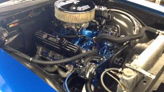 Buick 455 Built to 600 HP (584HP) Installed in Skylark @ Brew's Engines, LLC 2014