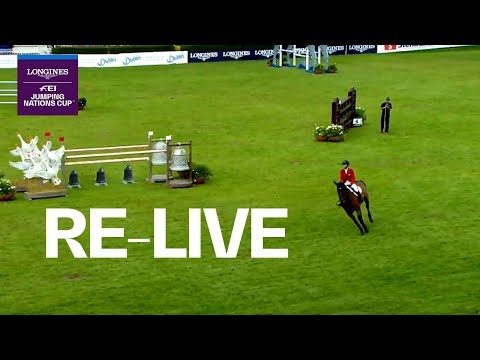 RE-LIVE | Longines FEI Jumping Nations Cup™ 2018 | Dublin (IRE) | Longines Grand Prix