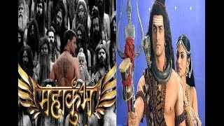 Mahadev aka Mohit raina comes to wishes Mahakumbh team