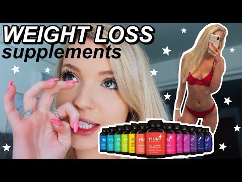 I tried fat loss supplements for a MONTH *shocking results*