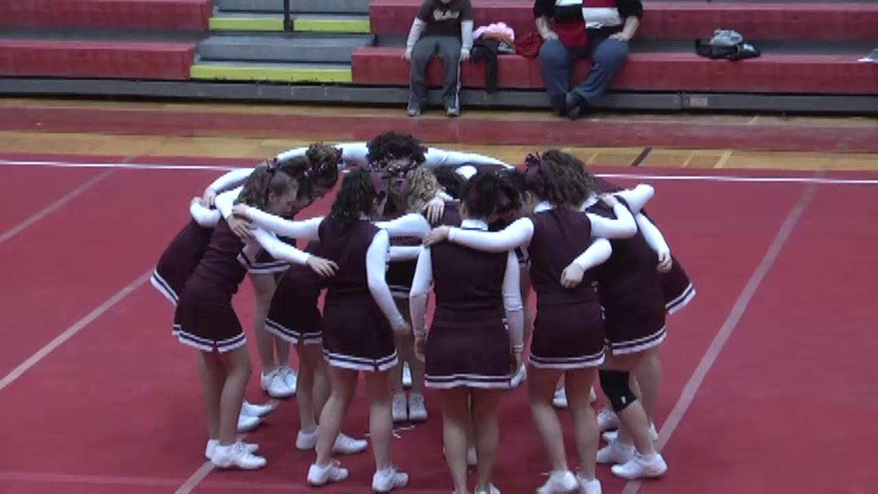 CVAC Cheering  2-12-12