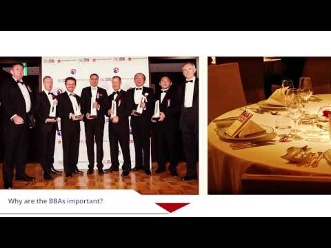 BBA 2013 UK Japan Partnership Winner - AugustaWestland/Kawasaki Heavy Industries