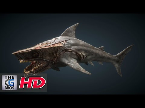 "CGI & VFX Showreels: ""Creature/Character Modeling Reel"" - by Romain Thirion"