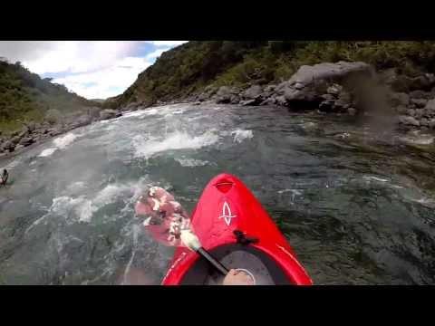 Hurunui River - Maori Gully Kayaking