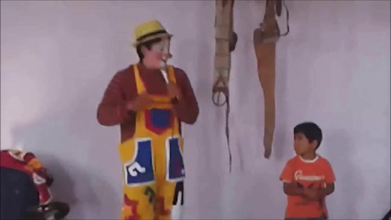 PINCHE PAYASO GROSERO INSULTA A LA GENTE