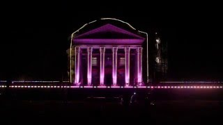 UVa Lighting of the Lawn 2015 Light Show Encore Archival Version