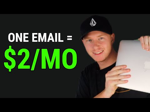 How I Make $200 - $1,000 A Day With Email Marketing (Affiliate Strategy)