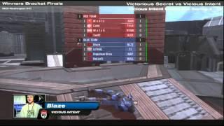 MLG D.C. 2010 ♦ Halo Reach - WB Finals ♦ Victorious Secret vs Vicious Intent ♦ Part 2