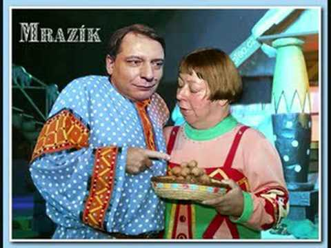 Mrazík - remix song CZ