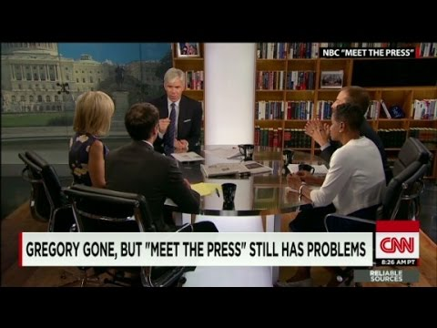 """The future of Chuck Todd's """"Meet the Press"""""""
