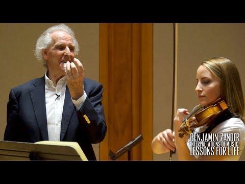 Interpretations Class: Beethoven Violin Concerto