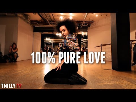 Crystal Waters - 100% Pure Love - Choreography by Tevyn Cole | #TMillyTV