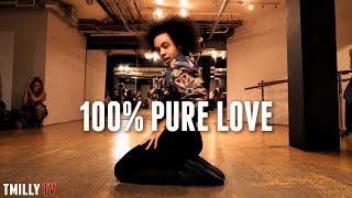Скачать Crystal Waters 100 Pure Love Choreography By Tevyn Cole TMillyTV