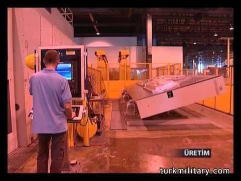 TAI Anka MALE UAV Documentary - Belgesel