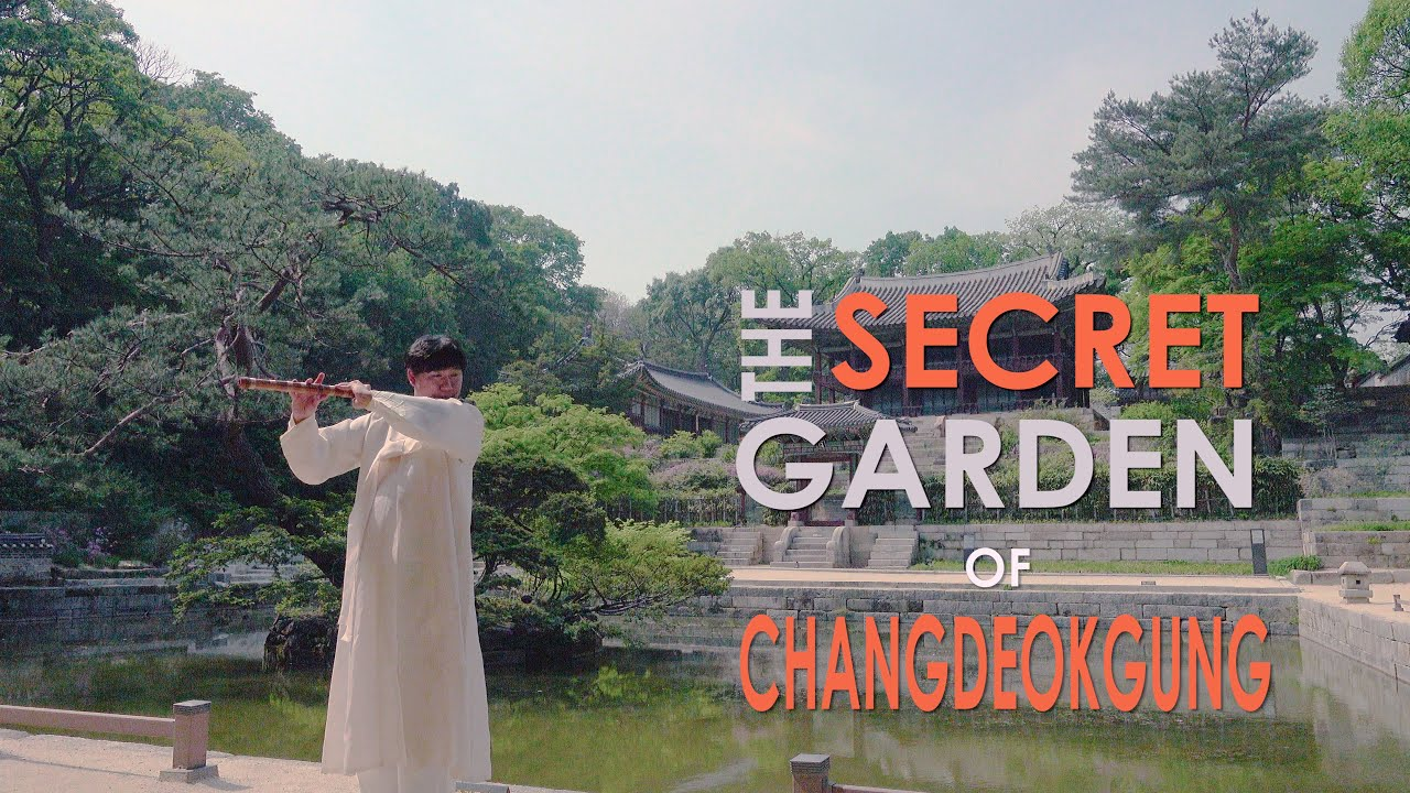The Secret Garden Of Changdeokgung Palace 4k Youtube