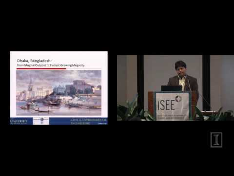 """iSEE Congress 2015 — Session 4: """"Water, Human Health, and Ecosystem Services"""""""