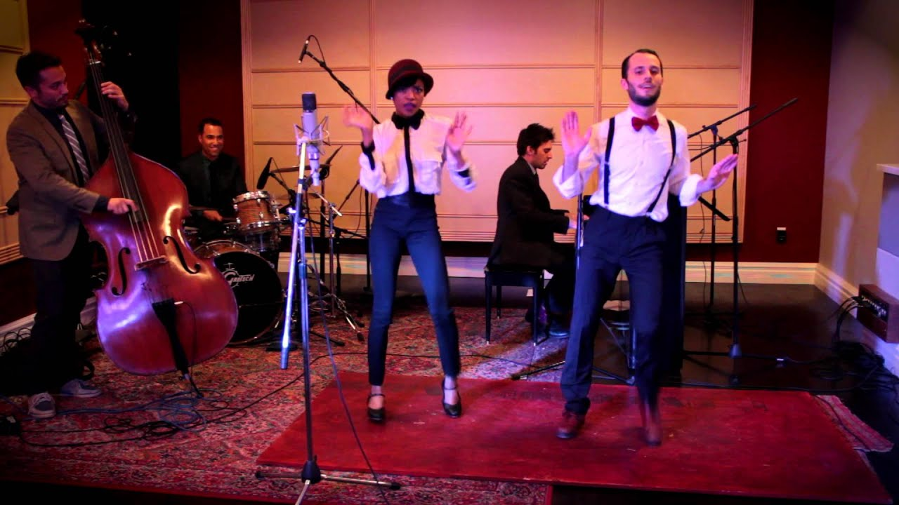 Straight Up - Vintage Fred Astaire / Ginger Rogers - Style Paula Abdul Cover ft. Ashley Stroud