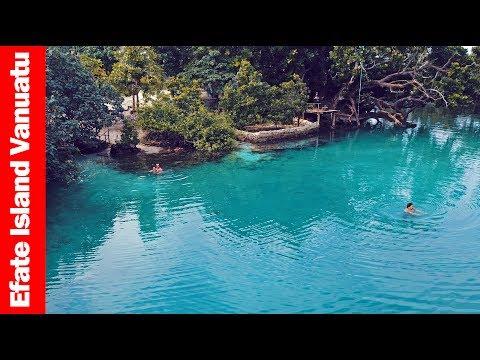 Road Trip To Eton Natural Pool & Turtle Bay | Efate Island Vanuatu