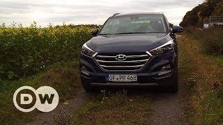 Attraktiv: Hyundai Tucson | DW Deutsch