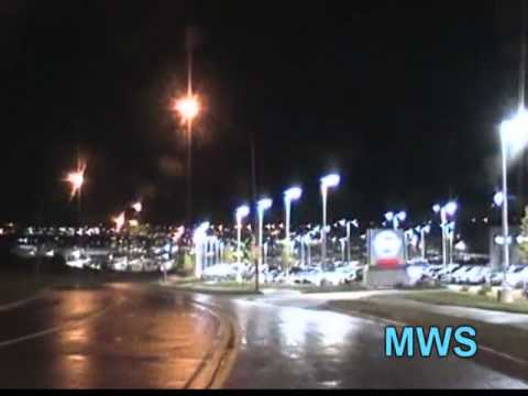 Driving around Omaha at twilight -or- First video from my Magnavox ZC320MW8B/F7