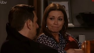 Coronation Street - Carla & Tina tell Peter they