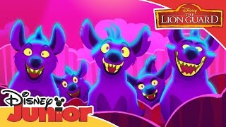 The Lion Guard: Return of the Roar - 'TonightWe Strike' Music Video | Official Disney Junior Africa